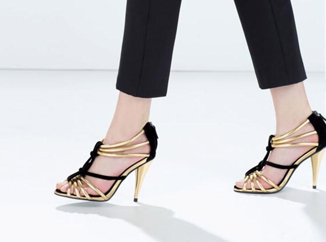 zara-strappy-gold-sandal