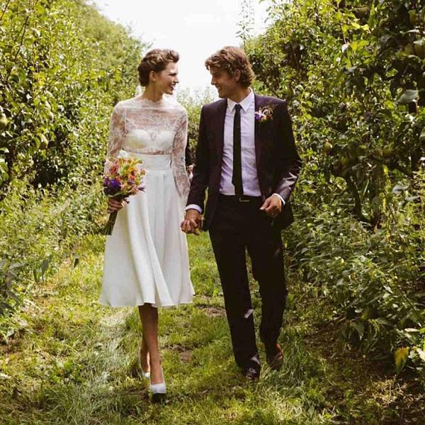 свадебное фото Бетт Франке