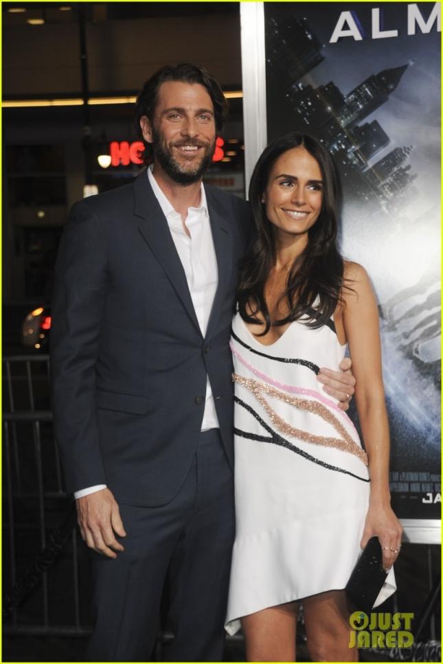 Джордана Брюстер с мужем