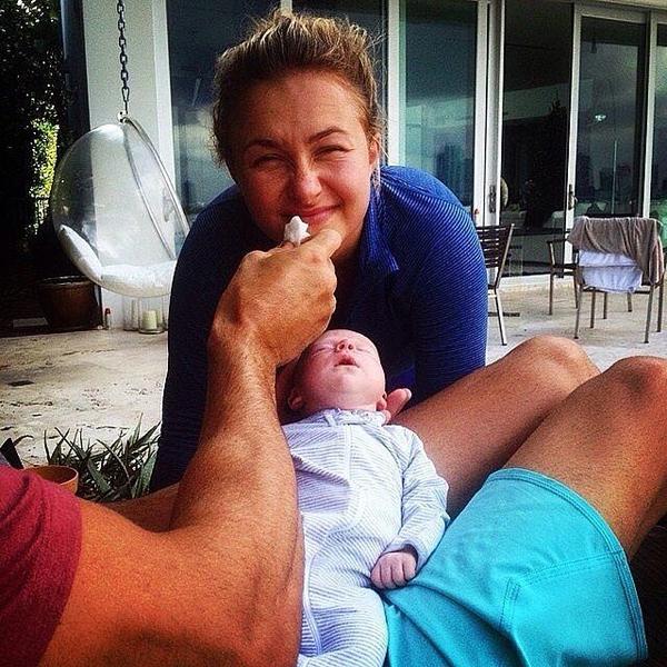 Hayden-Panettiere-Daughter-Kaya-Klitschko-Picture