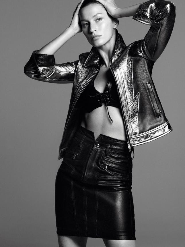 Жизель Бундхен для Vogue Париж