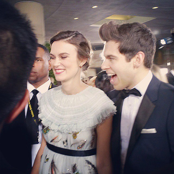 Keira-Knightley-James-Righton-shared-laugh-red-carpet
