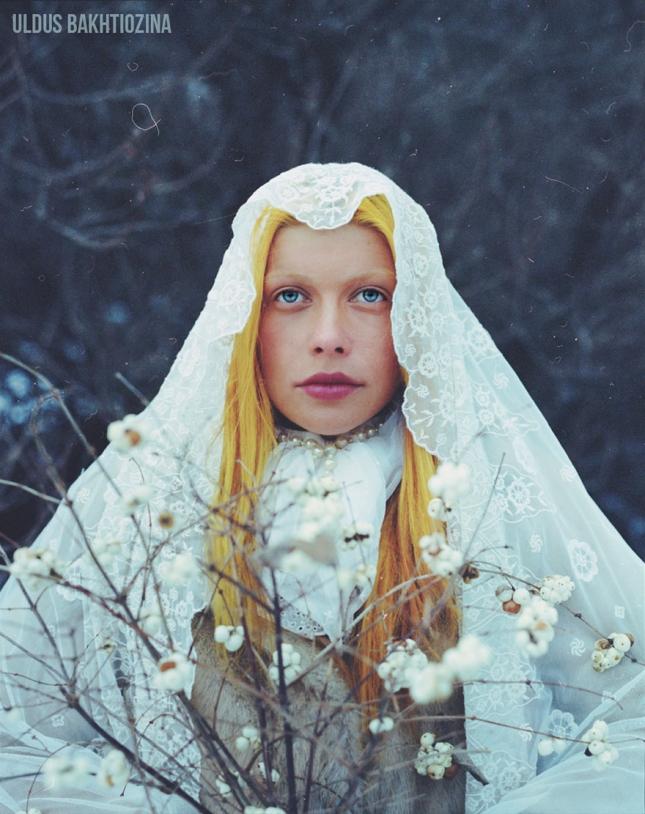 Лицо Зимы