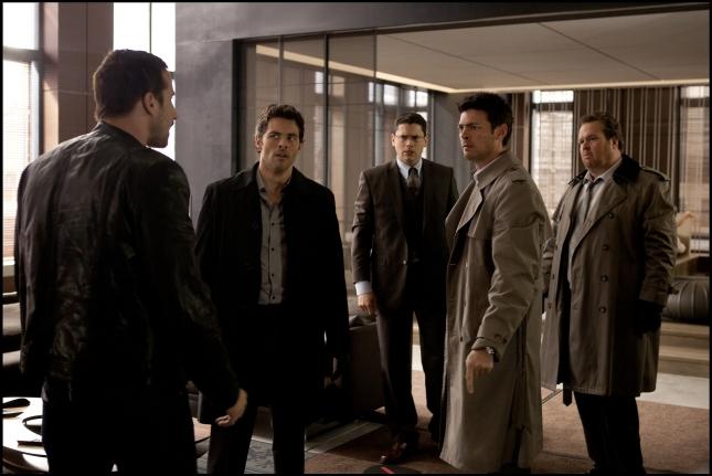 Кадр из фильма «Лофт»