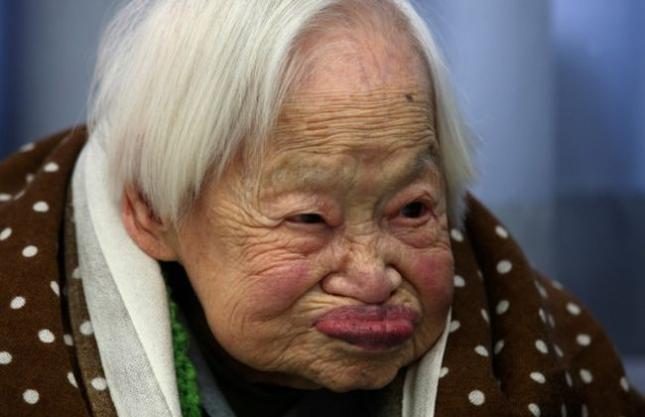 World Oldest Woman Turns 115