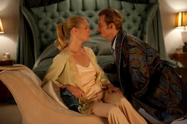 Кадр из фильма «Мордекай»
