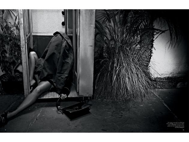 Ким Кардашьян в #13 выпуске  LOVE magazine