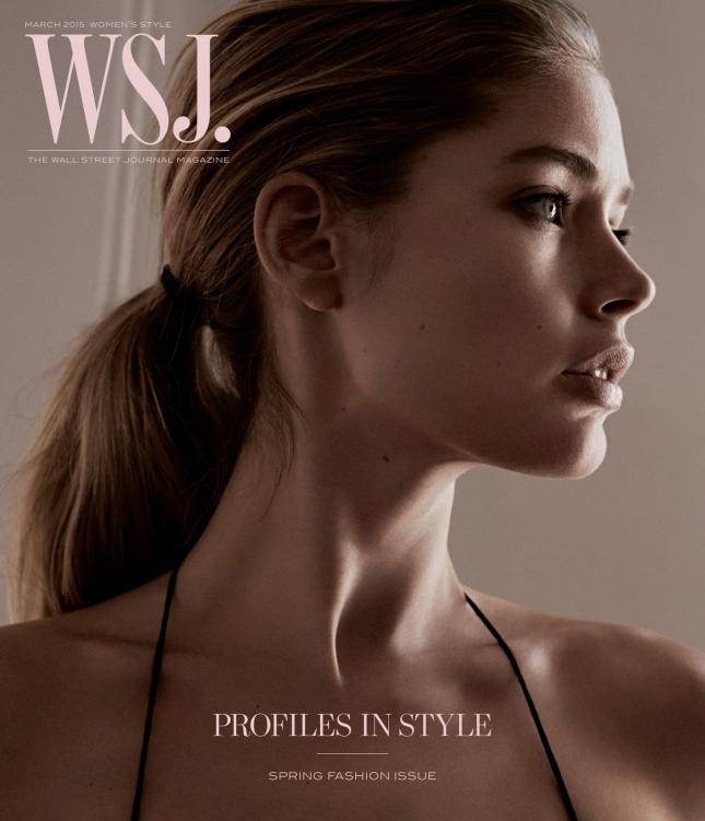 Даутцен Крез на обложке WSJ Magazine