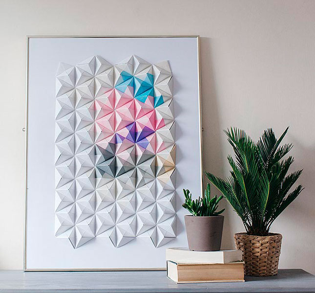 2-6-4-DIY-Origami-Wall-Art