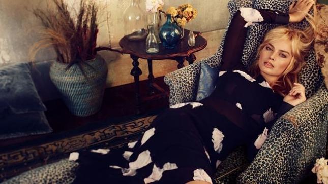 Марго Робби для  Vogue Австралия