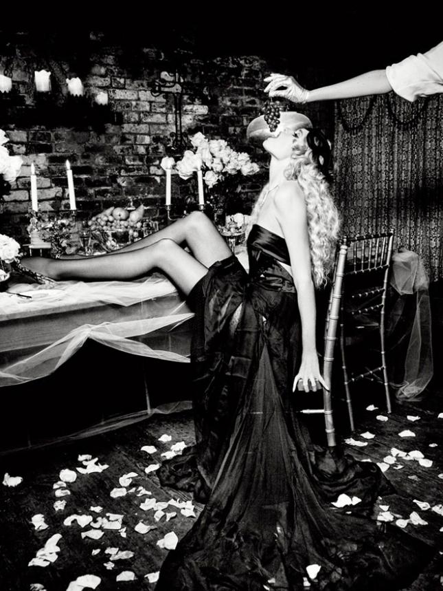 Эбби Ли Кершоу в фотосессии для весенне-летнего Vs. Magazine