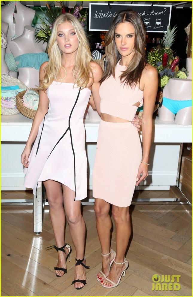 Victoria's Secret Celebrates The Sexiest Push Ups And The Victoria's Secret Swim Special
