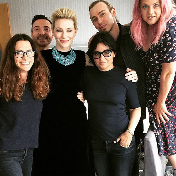 Cate-Blanchett-snapped-picture-her-glam-squad