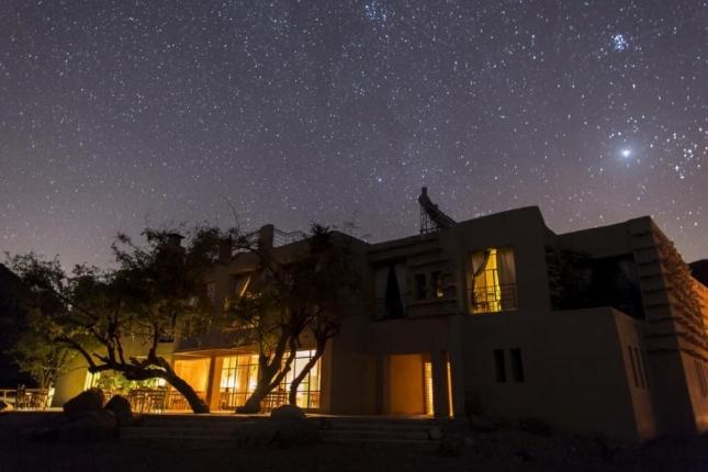 Отель Feynan Ecolodge, Иордания