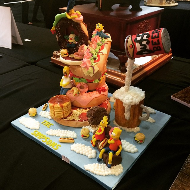 food-porn-international-cake-festival-gnarlydigital-simpsons