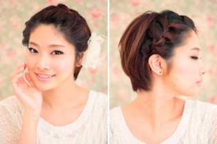 french-braid
