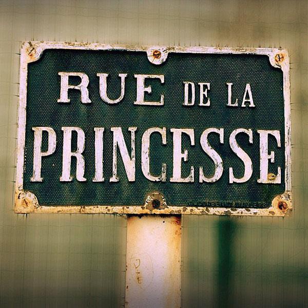 """Улица принцесс"""