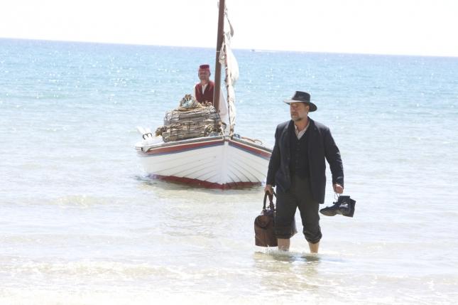 Кадр из фильма «Искатель воды»