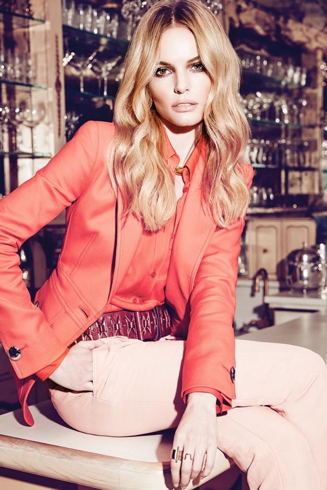 Кейт Босуорт для Elle Канада, март 2015