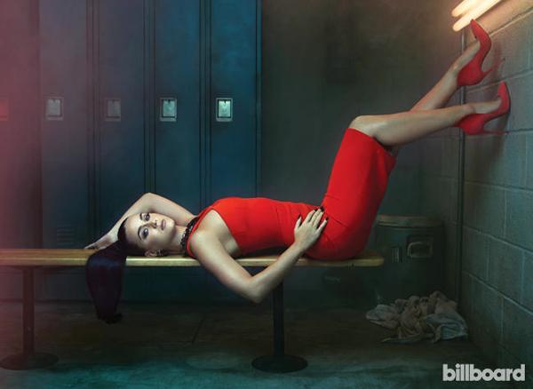 Кэти Перри для  Billboard Magazine