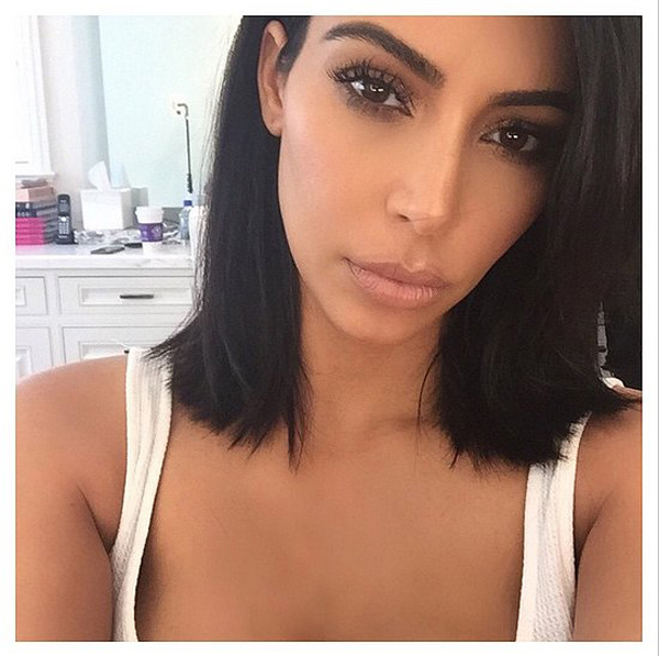 Kim-Kardashian-Short-Hair-2015