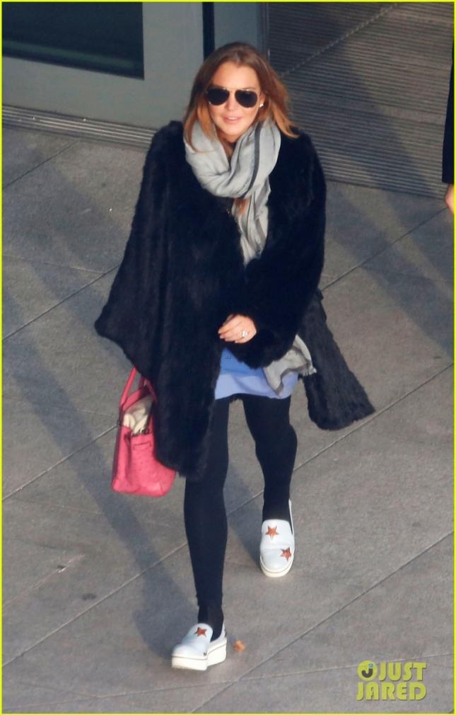 Линдси в Лондоне