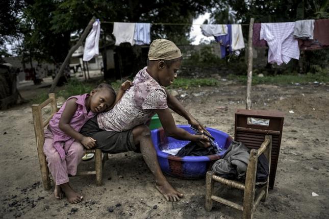 Handicap, Monrovia, Liberia,