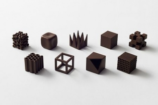 Nendo-Geometric-Textured-Chocolate-Chocolatexture-1-537x358