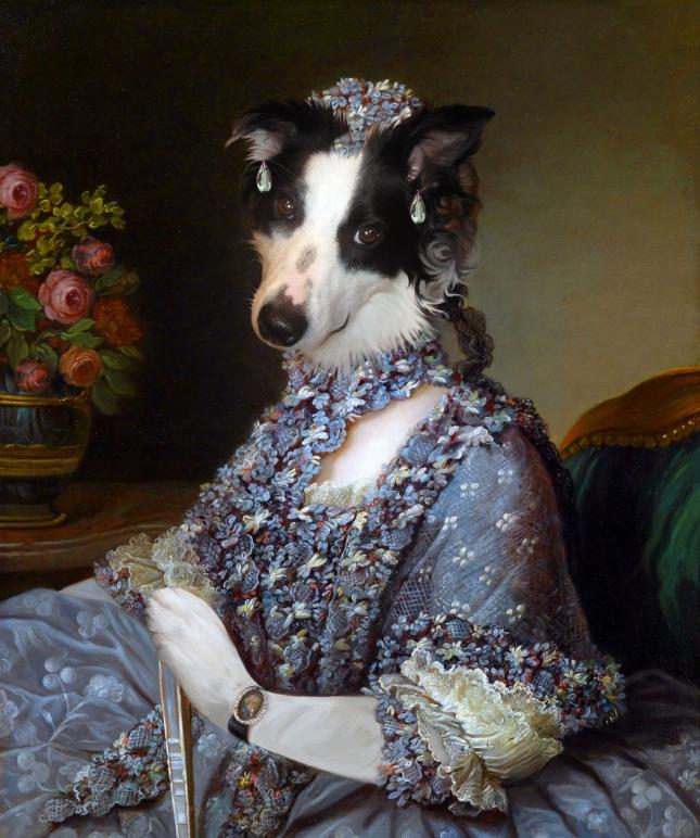 Портрет леди Гиойма Войриота