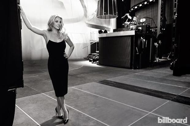 Бритни Спирс для  Billboard Magazine