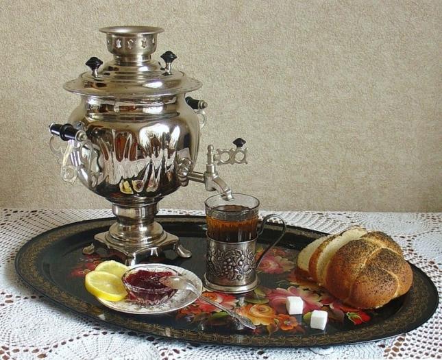 чай россия