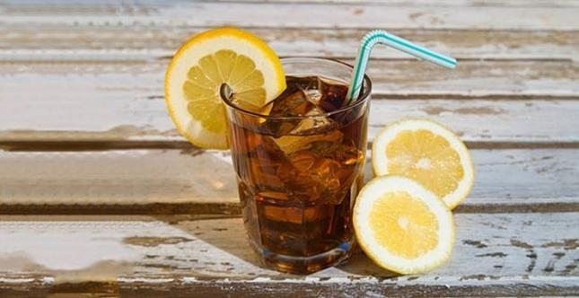 чай со льдом сша