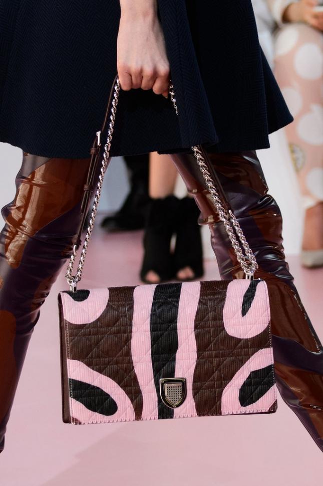 Christian Dior осень 2015