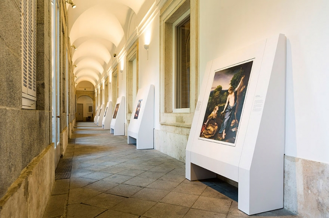 Выставка в музее Прадо.