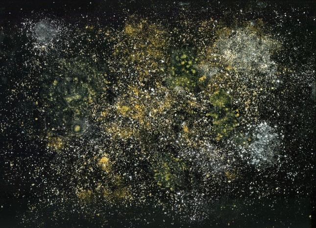 Далёкая галактика – оливковое масло, кунжутное масло, вода, тмин, корица, мука.