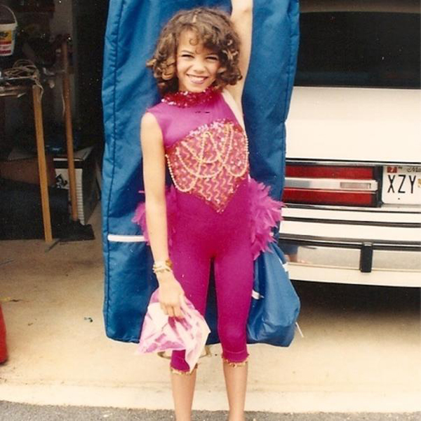 Маленькая танцовщица  Дженна Деван