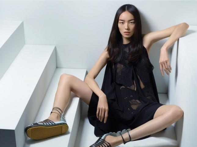 Фей Фей Сан в фотосессии для Vogue Турция