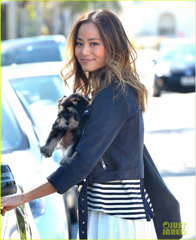 jamie-chung-adopted-puppy-ewok-adorable-04