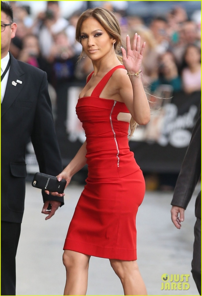 jennifer-lopez-is-red-hot-with-her-idol-men-for-kimmel-taping-19
