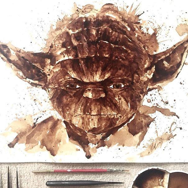 Йода из Звездных войн