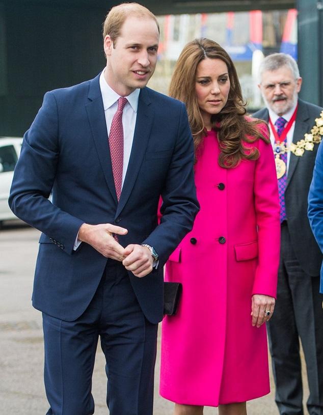 Принц Уилльям и герцогиня Кэтрин