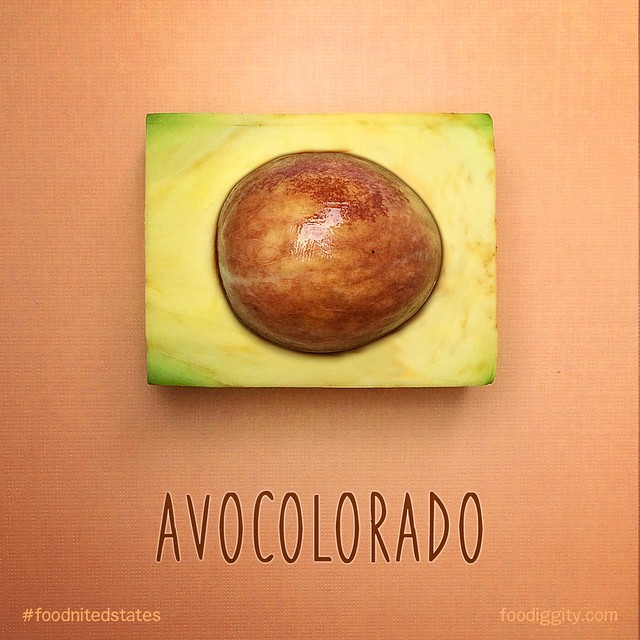 Колорадо - зашифровано слово авокадо