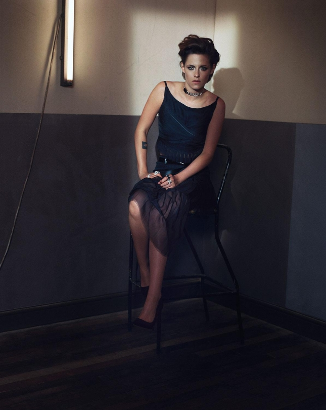 Кристен Стюарт для  Madame Figaro