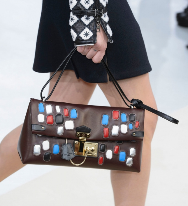 Louis Vuitton осень 2015