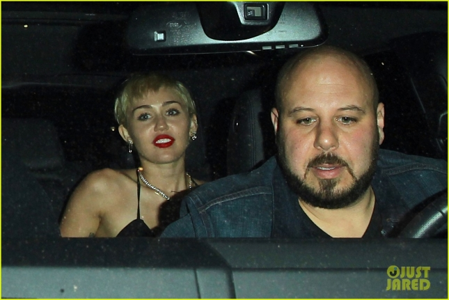 Miley Cyrus steps out for laughs after Patrick Schwarzenegger party pics surface