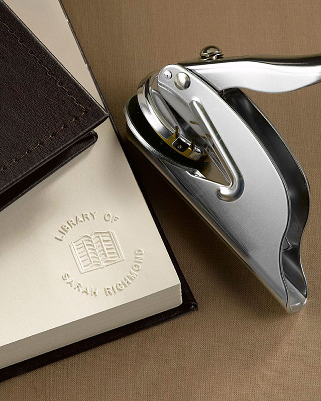 Oraton-Rubber-Stamps-Library-Embosser