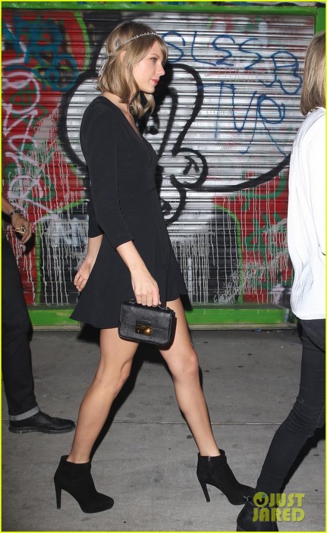 Тейлор Свифт поужинала с братом Остином в Лос-Анджелесе