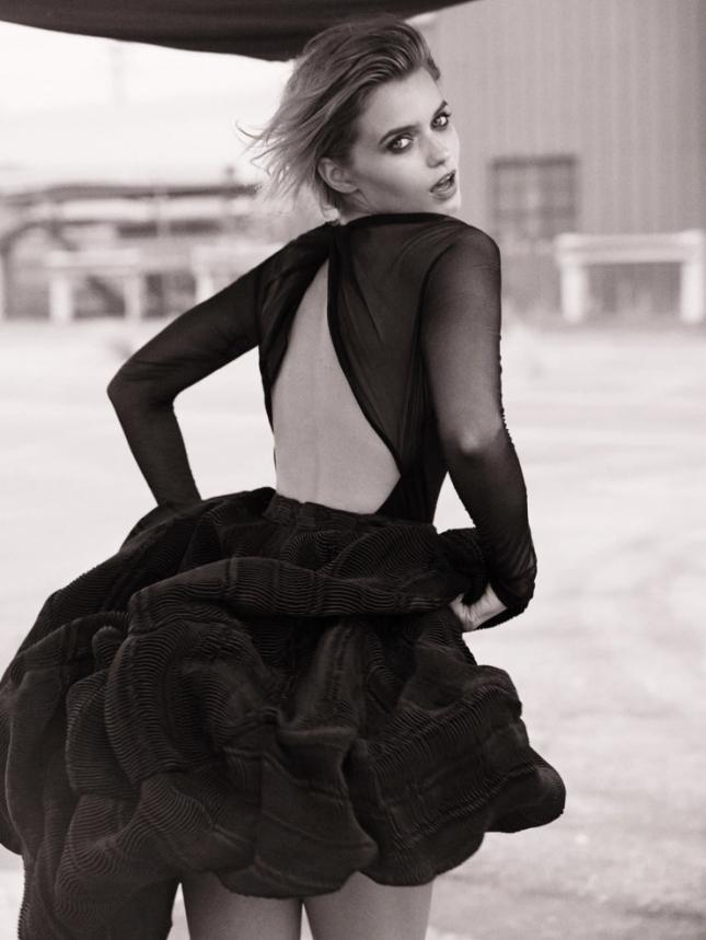 Эбби Ли Кершоу для Vogue Австралия, май 2015