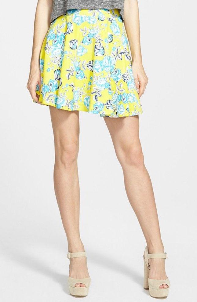 Citrus-Skirt