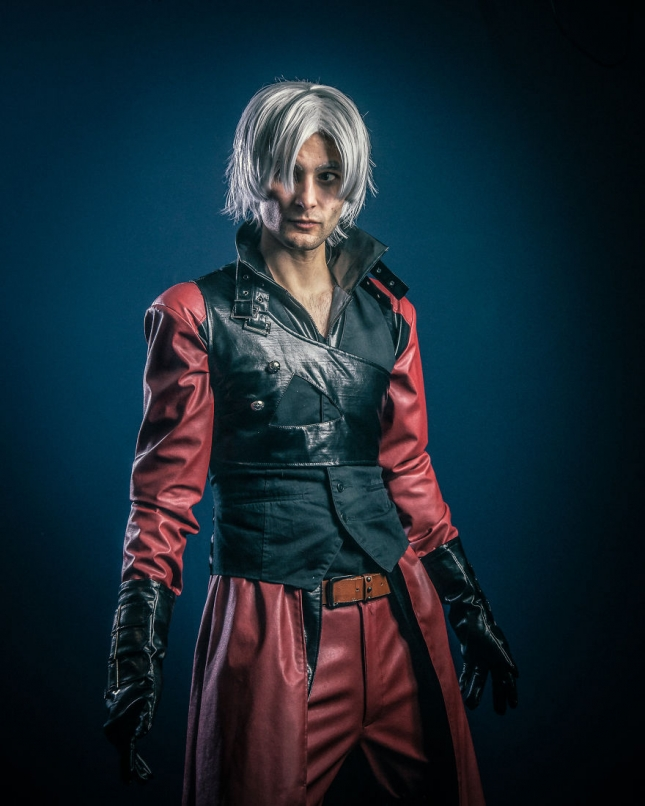 Дантепротагонист серии видеоигр Devil May Cry от японской компании Capcom